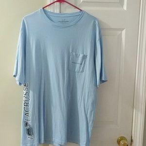 Vineyard Vines lacrosse T-shirt size large
